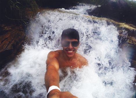 Cachoeira No Limite