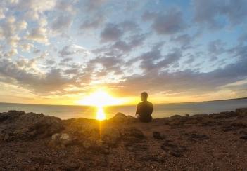 Pôr do Sol de Punta de Ballena