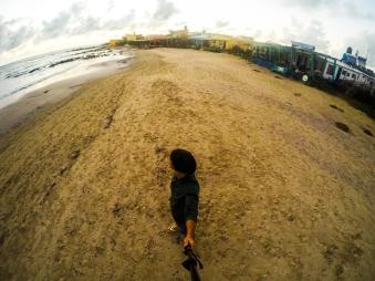 Playa La Calavera
