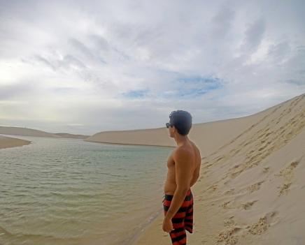 Lagoa da Esmeralda