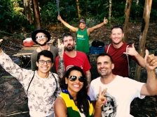 Galera in the jungle